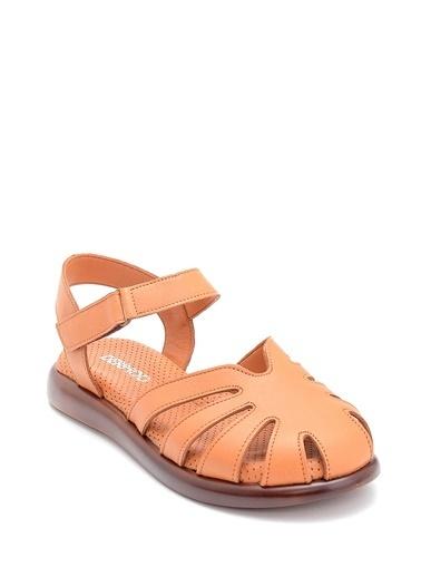 Derimod Kadın Sandalet (45) Konfor Taba